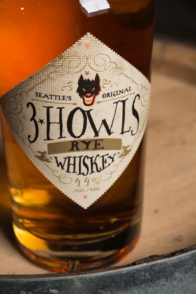 3 Howls Rye Whiskey. Photography by Ari Shapiro - The Whisky Guy