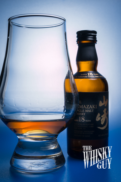 Yamazaki 18 - Photography by Ari Shapiro - The Whisky Guy