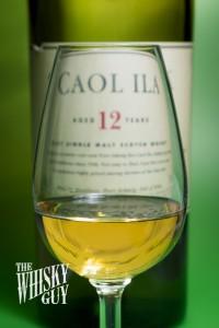 Caol Ila 12 yr Single Malt Scotch from Islay. Photography by Ari Shapiro - The Whisky Guy
