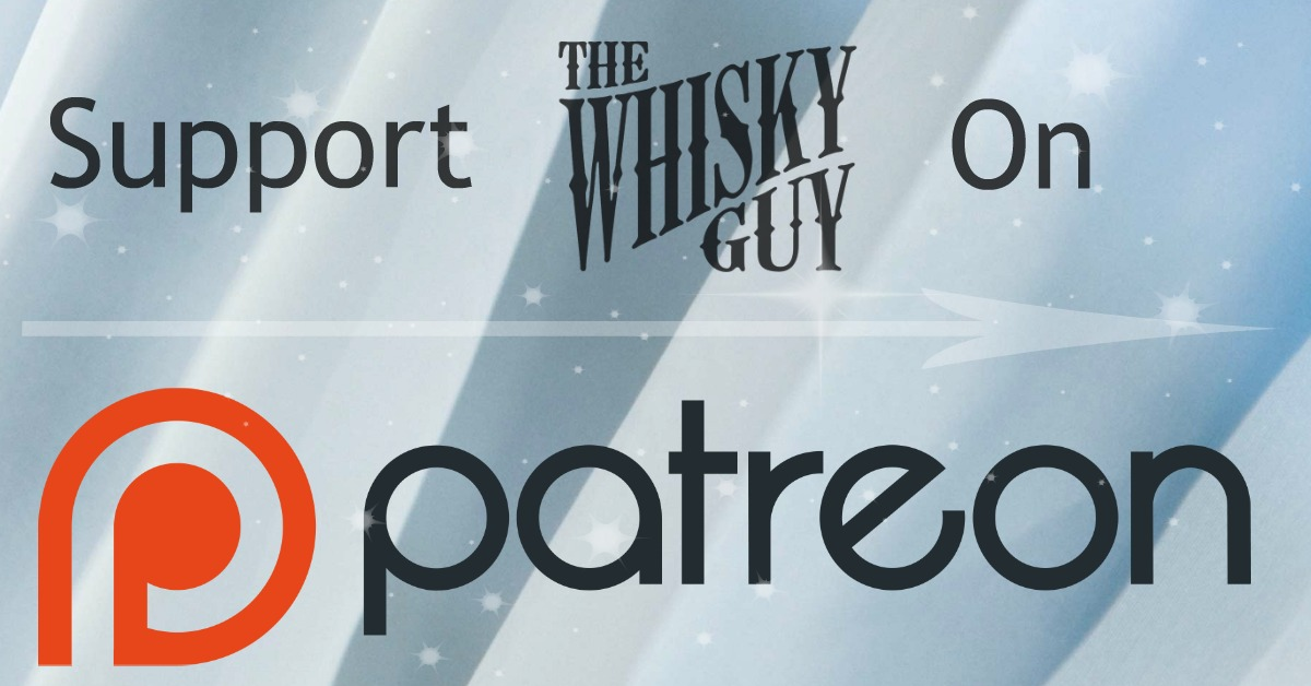 Become a Whisky Guy Patron!