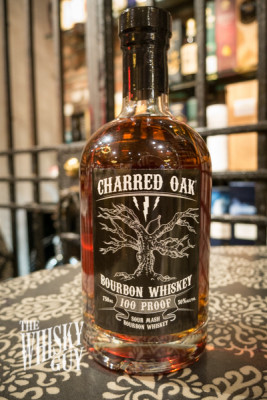 Charred Oak - recommended by George Summer at Chelsea Wine Vault