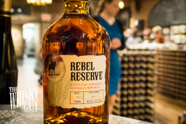 Rebel Reserve - recommended by George Summer at Chelsea Wine Vault