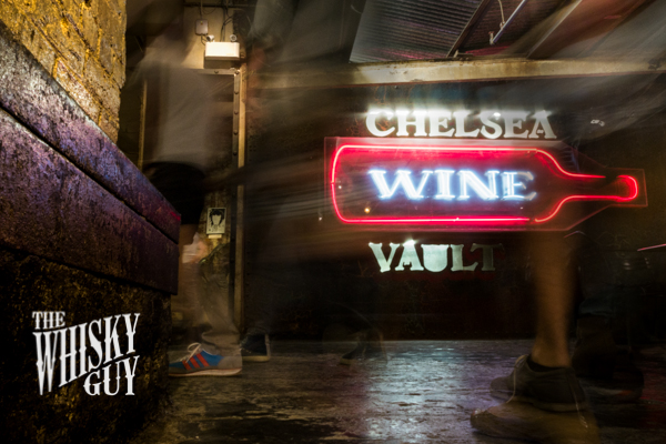 Visit the Chelsea Wine Vault in Chelsea Market, between 15th and 16th St on 9th Ave in New York City, under the High Line