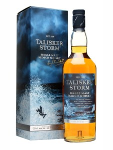 Talisker Storm - A Single Malt Scotch Whisky, reviewed by The Whisky Guy
