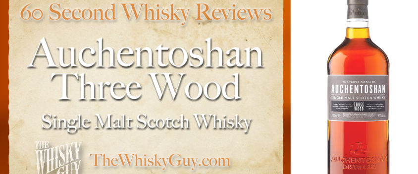 Does Aberlour 12 Non Chill-Filtered Single Malt Scotch Whisky belong in your liquor cabinet? Is it worth the price at the bar? Give The Whisky Guy 60 seconds and find out! In just 60 seconds, The Whisky Guy reviews Irish Whiskey, Scotch Whisky, Single Malt, Canadian Whisky, Bourbon Whiskey, Japanese Whisky and other whiskies from around the world. Find more at TheWhiskyGuy.com. All original content © Ari Shapiro - TheWhiskyGuy.com