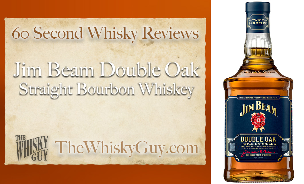 Does Jim Beam Double Oak Straight Bourbon Whiskey Belong In Your Liquor  Cabinet? Is It