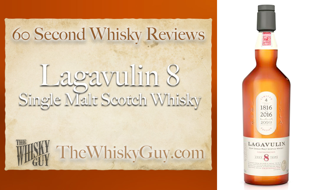 Does Lagavulin 8 Single Malt Scotch Whisky Belong In Your Liquor Cabinet Is It Worth