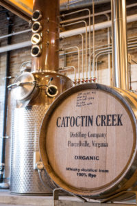The Whisky Guy Podcast, Episode 20 with special guest Scott Harris, Co-Founder of The Catoctin Creek Distillery in Purcellville, VA - a distillery that makes whiskey and other craft spirits from a 100% rye mash bill. Find more at TheWhiskyGuy.com.  All original content © Ari Shapiro - TheWhiskyGuy.com